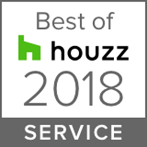 Best of Houzz 2018 badge