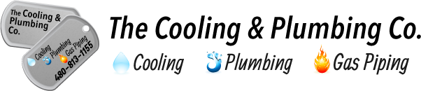 The Cooling & Plumbing Co. Logo