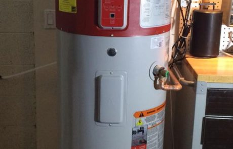 GeoSpring Hybrid Heat Pump Phoenix