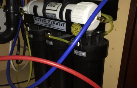 RO Reverse Osmosis The Cooling Plumbing Co