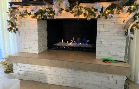 indoor fire pit phoenix
