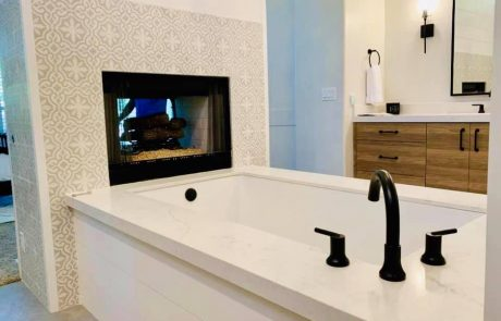 indoor gas fire place scottsdale