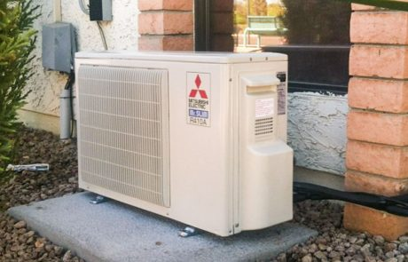 mini split ac unit