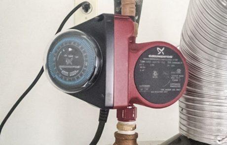 pump gauge