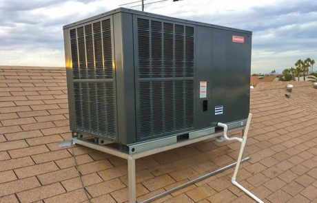 rooftop cooling unit