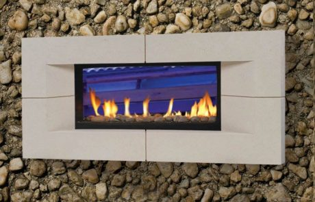 wall gas fire phoenix