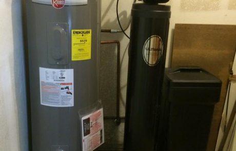 water heater and softner phoenix
